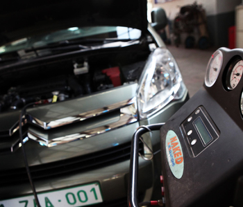 Garage Bechoux SA – Aldo Raschella – Indépendant Citroen - Climatisation
